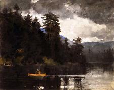 Homer Winslow Adirondack Lake Print 11 x 14  #5062
