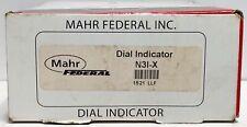 Mahr Federal 1521 Llf N31 X Dial Indicator