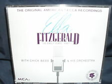 Fitzgerald with Chick Webb & His Orchestra-The Early year part 1 (1935-1938)