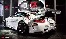 FRP LB PERFORMANCE STYLE VER.1 GT REAR WING SPOILER FOR PORSCHE 911 997.2 TURBO