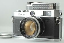 【NEAR MINT】Canon P Film Camera w/ 50mm f/1.4 Leica screw M meter From Japan #254