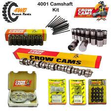 Crow Cams Valve Train Kit Holden V8 5.0L 304 355 HSV 215kw Camshaft 4001/K501
