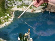 Noch H0 N Z G 1 0 2K Gel de agua tansparente diorama modelismo maqueta escala