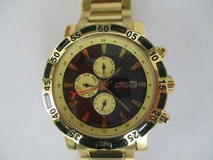 DE LOREAN Watch Herren Armbanduhr DL03-2001 / Nr.183 von 500 / Ausstellungsstück