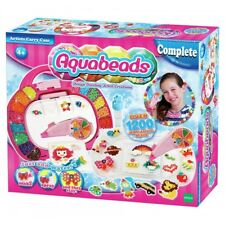 Aquabeads Artists Carry Case 79128 Over 1200 Beads