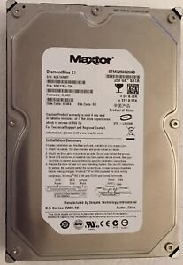 """Maxtor Internal 3.5"""" hard drive 250GB Good Quality Tested Full Working Condition"""