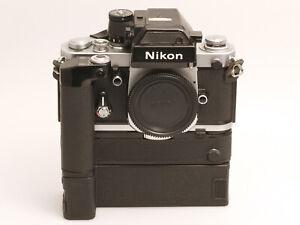 Nikon F2 SB #7865834 mit Nikon MD-3 und MB-2