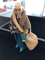 1983 Bib Fortuna with trench coat Action Figure star wars Hong Kong