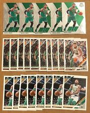 23x 2019-20 Marcus Smart Boston Celtics Lot Mosaic #109 x5 Optic #62 x10 Donruss