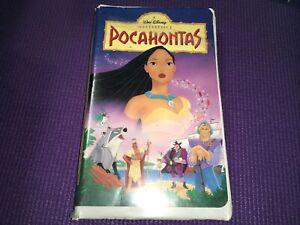 POCOHONTAS DISNEY MASTERPIECE COLLECTION VHS #05–Preowned🔥FreeShip🔥