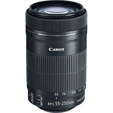 Canon 55-250mm f/4 - 5.6 Telephoto Zoom Lens for Canon Digital SLR Cameras