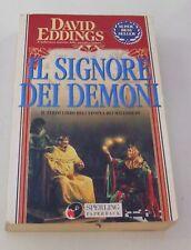 Il signore dei demoni . David Eddings . 1°ed 1994