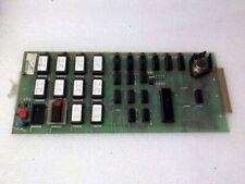 "Bruce 3160320 CD-BI I/O Board ""G"" PCB Assembly, Used"