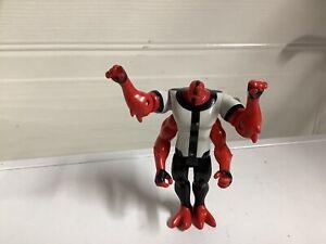 Ben 10 Four Arms Action figure rare Toy Alien Force Alien Omniverse