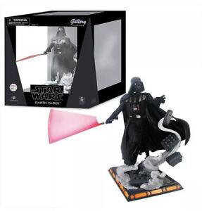 Darth Vader Diamond Select PVC Gallery Diorama Star Wars Disney Store Exclusive