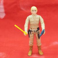 Vintage Star Wars Luke Skywalker Bespin Fatigues Action Figure w/ Weapons