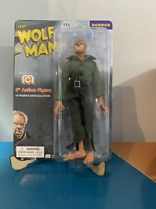 Mego Horror The Wolf Man Action Figure