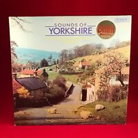 VARIOUS Sounds Of Yorkshire 1985 UK Vinyl LP EXCELLENT CONDITION brass band