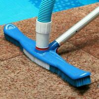 Summer Swimming Pool Suction Vacuum Head Brush Cleaner Cleaning Ground Tool L8S1