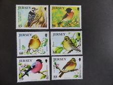 Jersey set birds/vogels 2012   MNH-postfris postprice