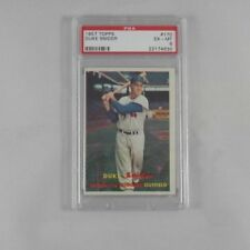1957 Topps #170 Duke Snider Baseball Card - PSA 6