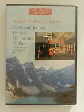 DVD The Ocean Kanada Ferrovia Cirumetnea Sicilia Schmalspurbahn um den Etna Neu