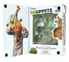 The Muppets figurines Box Set Lab Accident Bunsen & Beaker SDCC 2021 Exclu