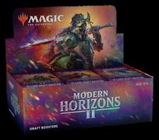Modern Horizons 2 borrador Booster Box-MTG Magic The Gathering-a Estrenar!