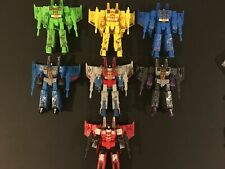 Transformers War for Cyberton Earthrise 7 Seekers including Target Exclusive