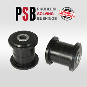 2x VW Tiguan 07-15 Front Wishbone Arm Front Position Bushings - PSB 160F