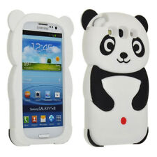 3D Panda Phone Cover Mobile Phone Case for Samsung Galaxy S3 i9300