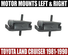1981-1990 TOYOTA LAND CRUISER  FRONT LEFT & RIGHT MOTOR MOUNT KIT  2 PIECES
