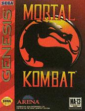 Mortal Combat (Sega Genesis, 1993)