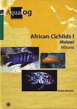 Aqualog African Cichlids I, Malawi - Mbuna by Erwin Schraml (Hardback, 1998)