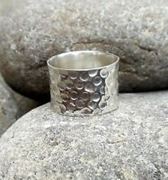 Solid 925 Sterling Silver Spinner Ring Meditation Ring Statement Ring Size srR30