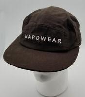 Mens Mountain Hardwear Strapback Adjustable Dark Gray hat Cap