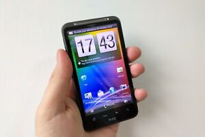 HTC Desire HD Black (Unlocked) Smartphone Mobile phone Android 2.3 Gingerbread