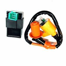 CDI BOX RACING IGNITION COIL GO KART HOWHIT BAJA ATV 50CC 70CC 90CC 110CC125CC
