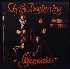 GENESIS: In The Beginning-Very Rare Psych Rock Promo Album-MERCURY #SR 61175