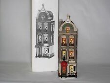 """Department 56 - """"Pickford Place"""" - Christmas In The City Series - Number 58879"""
