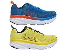 Mens Hoka One One Bondi 6 Running Shoes Trainers