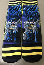 DC Comics Batman Socks Officially Licensed Mens Crew