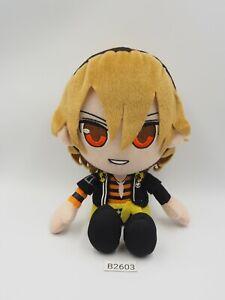 """Hakuoki Otomate B2603  Chikage Kazama Plush Stuffed 6"""" Toy Doll Japan"""