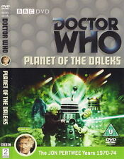 Doctor Who: Planet Of the Daleks [DVD] Brand New and Sealed