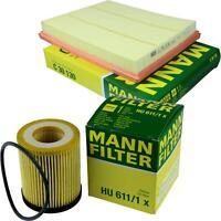 MANN-Filter Set Ölfilter Luftfilter Inspektionspaket MOL-9693973
