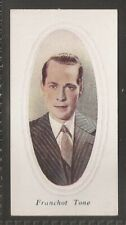 PHILLIPS-SCREEN STARS A (EMBOSSED)-#05- FRANCHOT TONE