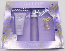 VIOLET EYES Elizabeth Taylor Perfume 1.7 oz 50 ml  EDP Mini EDP B/L GIFT SET 3