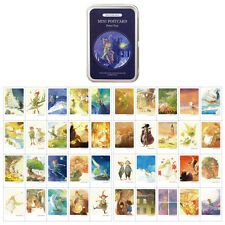 Instax Mini Illustrated Card 40 Sheets per Tin Case Message Cards Peter Pan