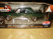"1:18  Highway 61  1967 Dodge  ""Super Street""  Coronet R/T  'Supercar'  1 of 1002"