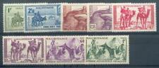 MAURITANIE 1941 Yvert 123-130 ** POSTFRISCH (F1002